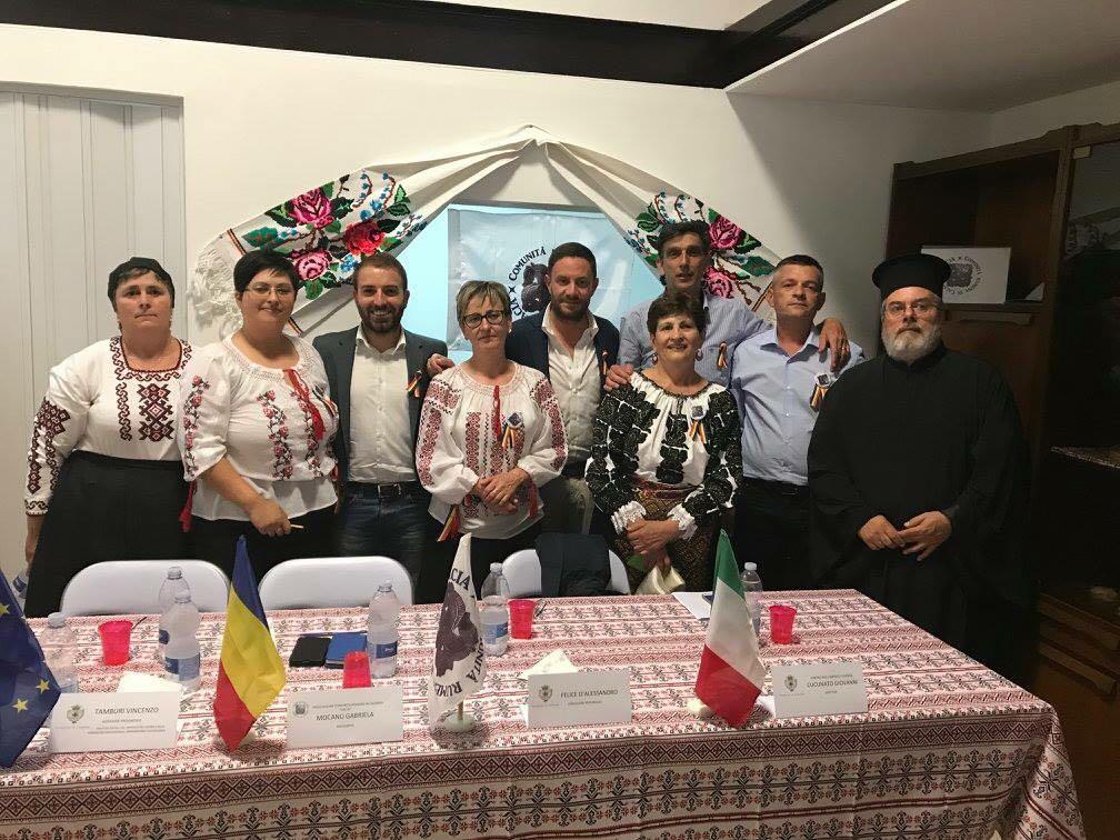 Inaugurata l'associazione rumena Dacia. Costruiamo integrazione coinvolgendo attori del territorio