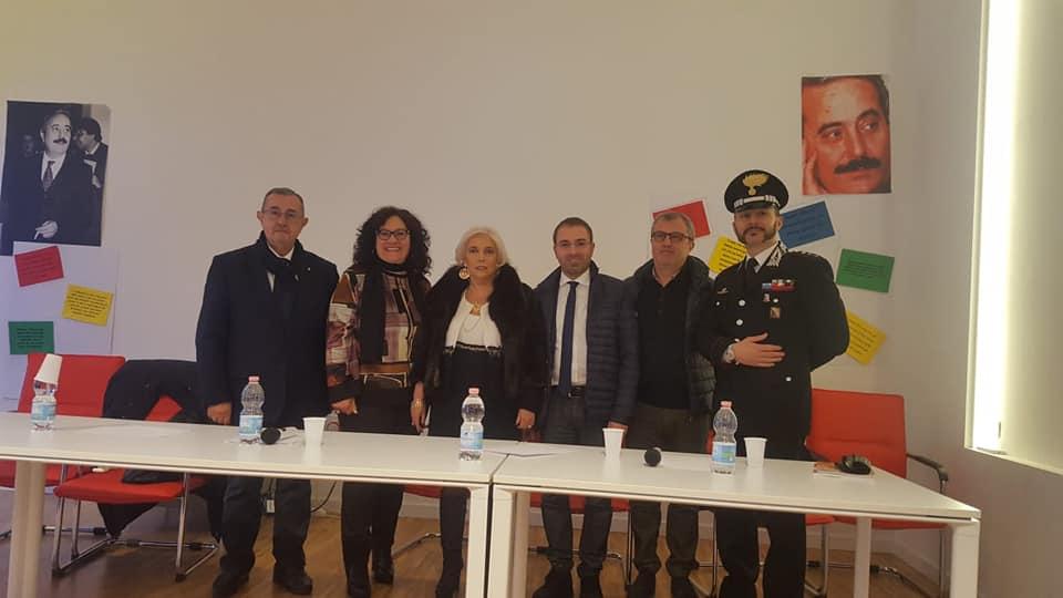 Giornata della legalità con il Gen. Angiolo Pellegrini